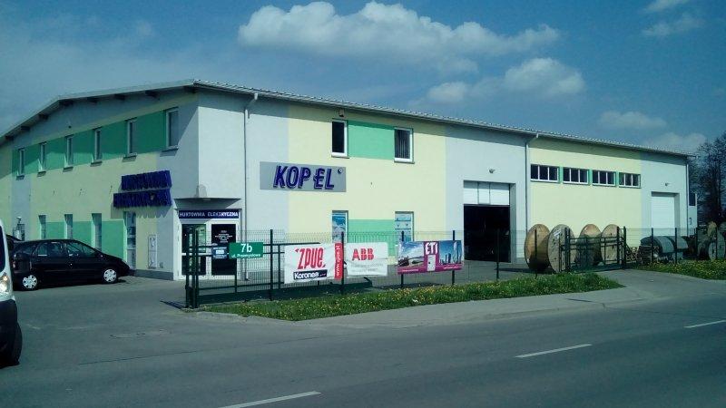 Hurtownie Elektryczne Kopel Sp Z Oo Oddział Rzeszów