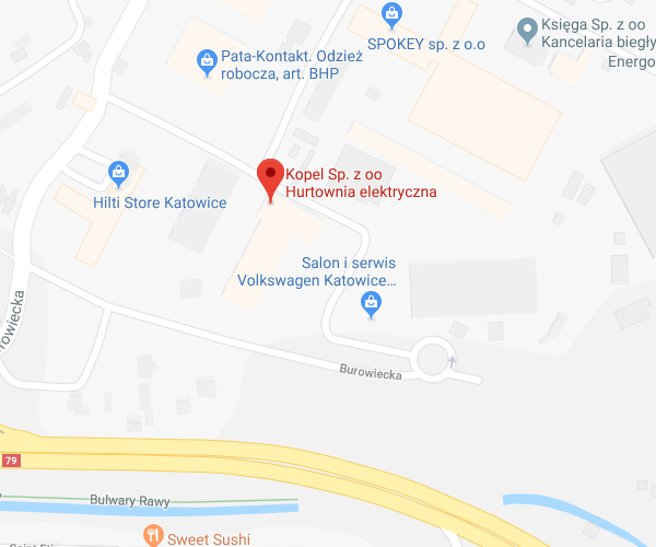lokalizacja Katowice