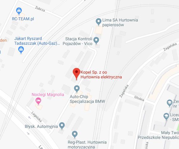 8ac41d4ed Hurtownie Elektryczne Kopel Sp. z o.o. Oddział Wrocław