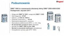 Wyłączniki i rozłączniki powietrzne DMX³ 1600 Legrand