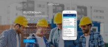 Aplikacja zawierająca tabele i wzory, przeznaczona dla fachowców z branży elektrycznej: instalatorów, techników i inżynierów