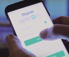 Zarządzanie oświetleniem z poziomu smartfona - OptiCom