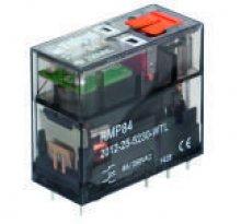 RMP84, RMP85 - Przekaźniki z przyciskiem testującym Relpol