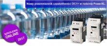 Przemiennik częstotliwości DC1+ w rodzinie PowerXL