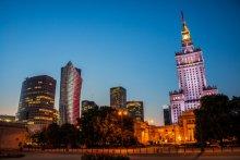 Oświetlenie Warszawy w 2017 roku