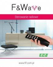 F&F nowy system bezprzewodowy sterowany drogą radiową  F&Wave