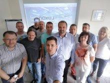 Spotkanie szkoleniowe z Luxon LED