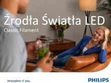 Źródła światła LED Classic Filament Philips