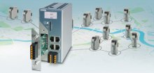 Inteligentny system ekstenderów Ethernetowych