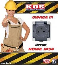 BRYZA IP54 - nowość KOS