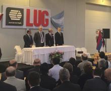Nowa fabryka LUG w Argentynie