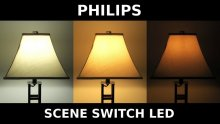 Led SceneSwitch Philips Lighting
