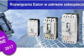 Przegląd rozwiązań Eaton w zakresie zabezpieczeń do 1600A
