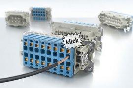 Innowacyjny system łączeniowy Quick Termination (QT) - Weidmuller