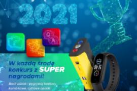 Zwycięski rok 2021 - konkurs w Elektroklubie