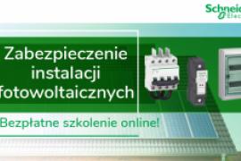 Zabezpieczenie instalacji PV - Schneider Electric