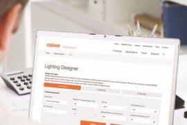 OSRAM rozszerza listę programów online do projektowania oświetlenia