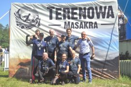 Kopel Running Team na TERENOWEJ MASAKRZE!