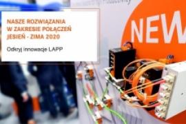 Innowacje produktowe LAPP Kabel